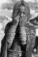Himba tribesman