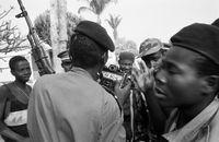 Car bomb campaign, Cubal, Angola