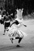 Mag'g'bya dance to celebrate an initiation
