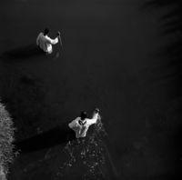Baptism at the Klip River