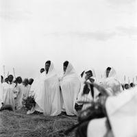 Annual ceremony near Ekupakameni