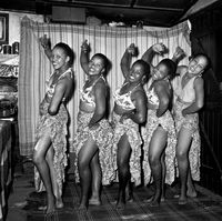 The Gay Gaieties, Orlando township, 1952