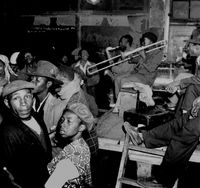 Dance hall, Sophiatown, 1952