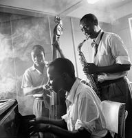 The Jazzolomos, Sophiatown, 1953