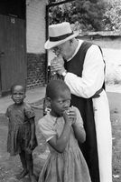 Learning the Cuckoo call, Sophiatown, 1953
