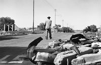 The end of Sophiatown, 1959