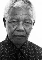 Nelson Mandela, Cape Town, 1997