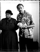 Joyce Mananki Seipei and Jerry Richardson, Johannesburg, 1997