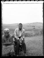 Albertina Mzimela and Ngoni Siza, KwaZulu-Natal, 1998