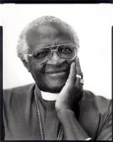 Desmond Tutu, Cape Town, 1997
