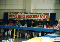 [Advice Office Workshop, Port Elizabeth, 1993]