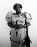 Ntsiki Biko, Steve Biko's widow, Port Elizabeth, 1997