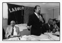 Labour Party's Allan Hendrickse