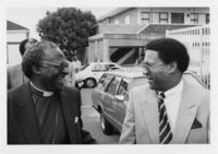 Desmond Tutu and Allan Boesak