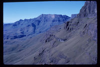 Giant's Castle from Langalibalele Pass 08h30