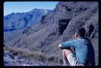 2.2 miles NNW of Langalibalele Pass. 06h10