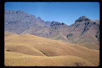 Cathkin Peak. Gatberg or Intunja
