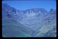 Cathkin Peak. Nkosasana River. 10h50