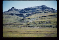 Cathedral Peak end April 1961