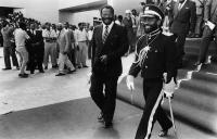 Opening of KwaZulu legislature, KwaZulu-Natal, 1986