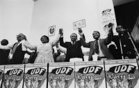 UDF meeting, Pietermaritzburg, 1983