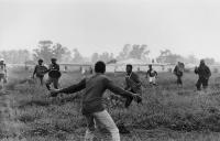 Armed vigilantes, Leandra township, circa 1985