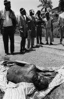 Pondo man murdered by Zulu impis, Umbogintwini, 1986
