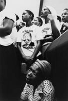 Mourners, Lamontville, 1983
