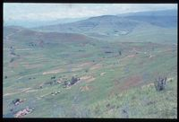 Looking south west from 134/81 - Upper Tugela Location. Grid Square may be 2829DC
