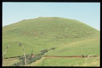 Cathedral Peak Hill between Catchments II and III