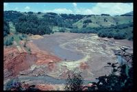 Cathkin Dam breached 2 Mar 1979