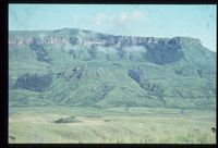 South facing slopes. Little Tugela Valley from vicinity 147/81