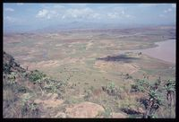 Upper Tugela location from hill above Hoffenthal on The Delta. Looking west north west. Grid Square may be 2829CD
