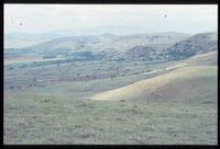 Vicinity plot 79/81 looking south over north slopes of Wilhelmshohe from top of hill 4410ft