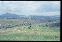 Ophondwezi River Valley. Nkunzi.  Looking north north east from vicinity 129/81 [Nooitgedacht - just above Stulwane River]