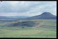 Ophondwezi River Valley. Nkunzi.  Looking north from vicinity 129/81 [Nooitgedacht - just above Stulwane River]