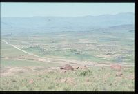Looking north west from 138/81 vicinity Loskop mountain/Little Tugela River Valley