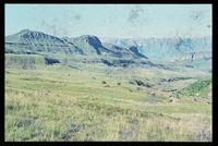 Northern slopes of Little Tugela Valley