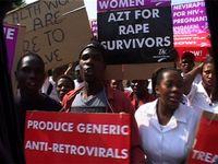 AZT for pregnant women and rape survivors