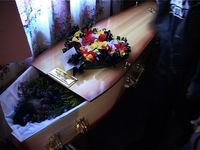 Edward Mabunda's funeral