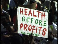 Health before profits