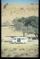Auob River Campsite, Kalahari Gemsbok National Park