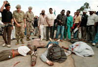 Murdered ANC supporters, Ciskei, 1992