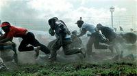 Fleeing ANC supporters, Ciskei, 1992