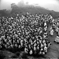 Shembe pilgrims, South Africa, 1997