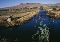 Lower Drakensberg landscape