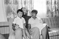 Trevor Manuel released from detention, 1988