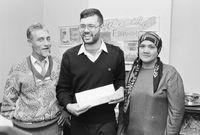 Ebrahim Rasool released from detention, 1988