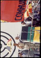 Govan Mbeki, release of political prisoners, Soweto, 1989
