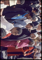 Desmond Tutu, UDF anti-apartheid march, 1989